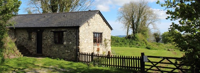 Great Meadow Cottage External View