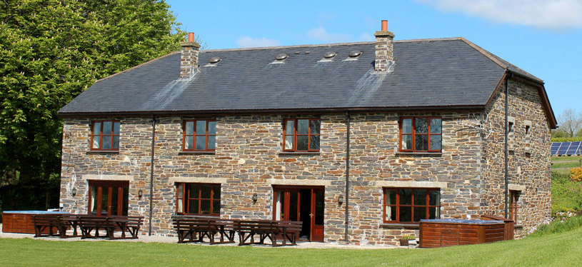 Holiday Cottages In Tavistock Devon For Large Or Small Groups