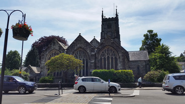 Church Tavistock Devon
